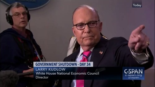 White House makes increasingly disastrous attempts to spin the shutdown