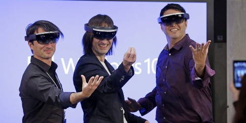 Microsoft's Kinect and HoloLens inventor thinks 'the phone is already dead'