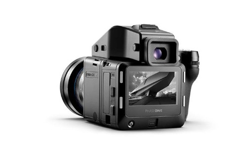 Phase One's new camera only shoots black and white and costs more than a car