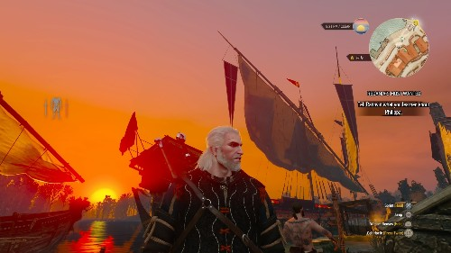 The Witcher 3's dynamic beard growth is my favorite new video game feature