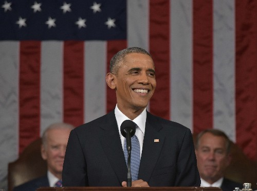 Amazon will show President Obama's final State of the Union on demand