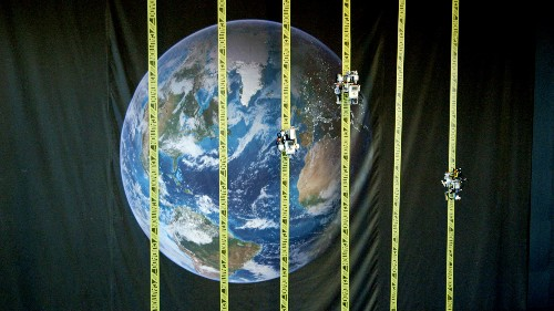 The space elevator hasn't been built, but it's already getting its own documentary