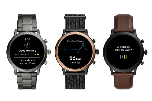 Fossil's new smartwatches will let iPhone users take calls just like an Apple Watch
