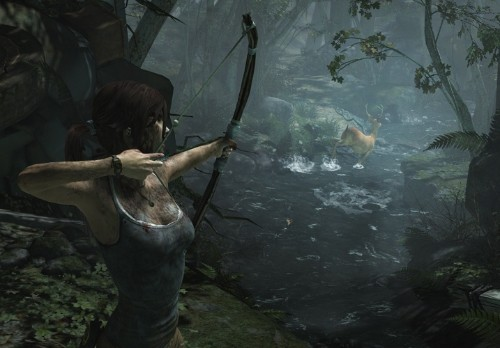 The next 'Tomb Raider' is a timed Xbox exclusive