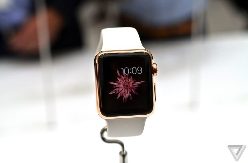 Apple photographed a flower over 24,000 times for a single Watch face