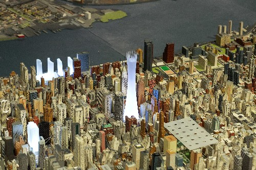 Never Built New York is a fascinating look at the wild ideas on the city's cutting room floor