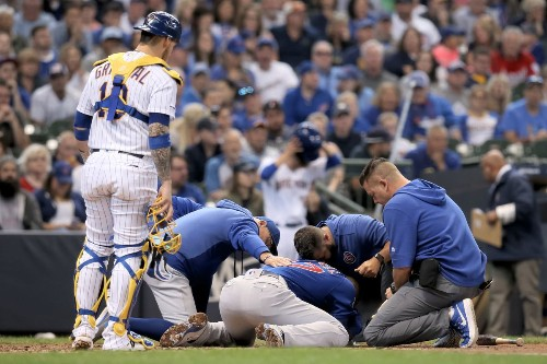 Addison Russell's concussion will cost him