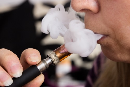 What's in your flavored e-cig anyway?