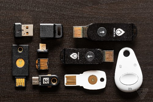 The best hardware security keys for two-factor authentication