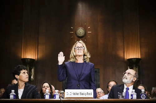 Christine Blasey Ford and the complications of dressing to look believable