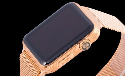 Here's a $3,000 Apple Watch for the Putin-lover in your life