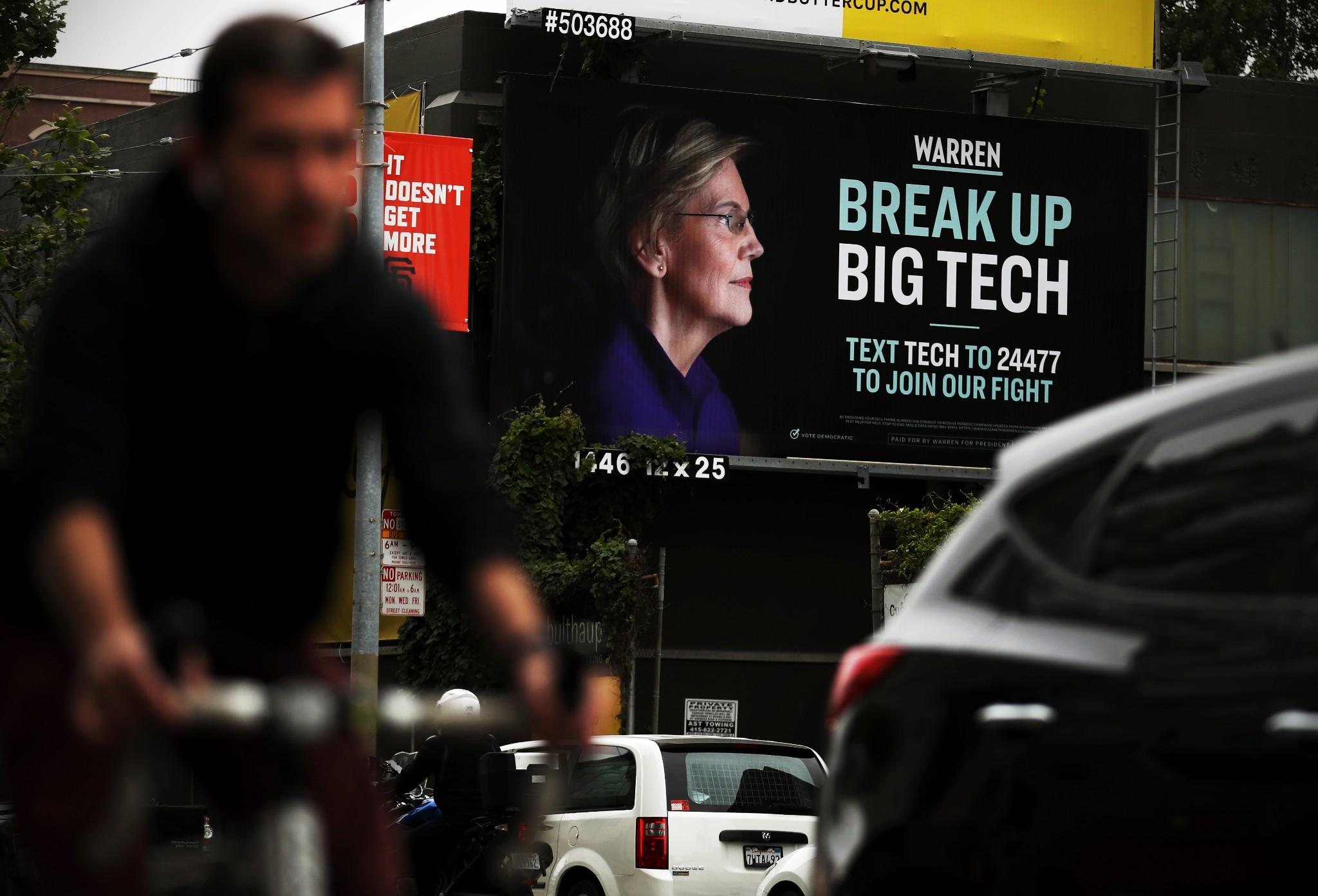 Year in Tech Review 2019: Big Tech Breakup
