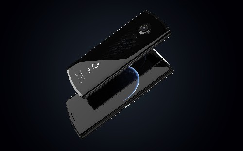 Turing's latest phone comes with a digital assistant called Sir Alan