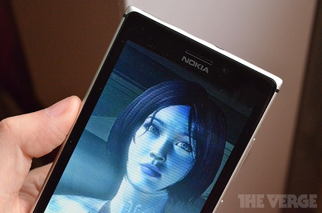Apple has Siri, and Microsoft is about to get Cortana