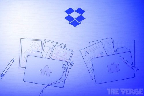 Dropbox will let you switch between work and personal accounts next month
