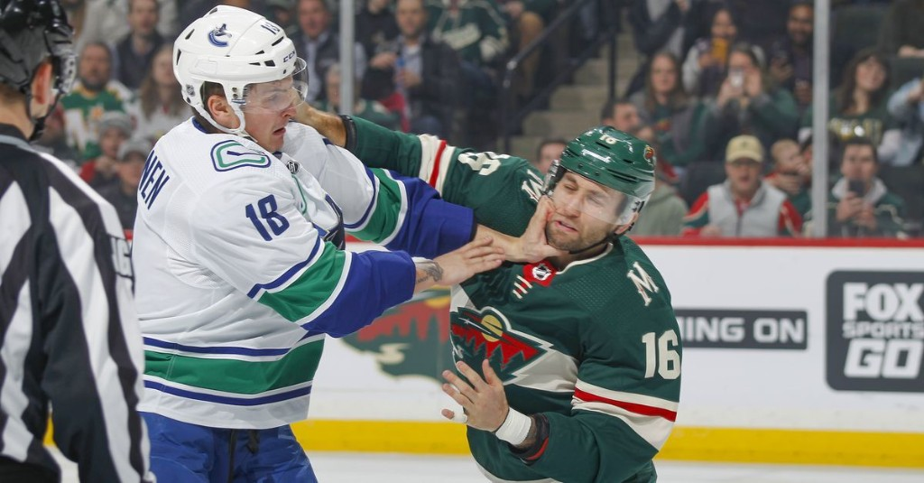 Rivalry Week: Ranking all of the Minnesota Wild's rivals