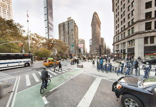 Visualizing the future of cities with New York's ex-transportation chief