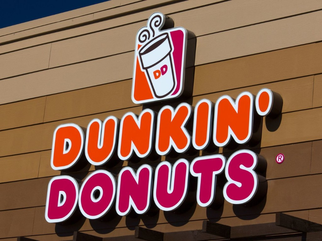 Why Dunkin' stock is rising right now