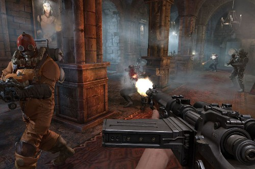 Against all odds, the new Wolfenstein games are fantastic