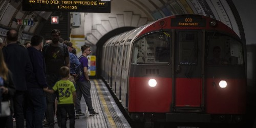 4G is coming to the London Underground's tunnels next year