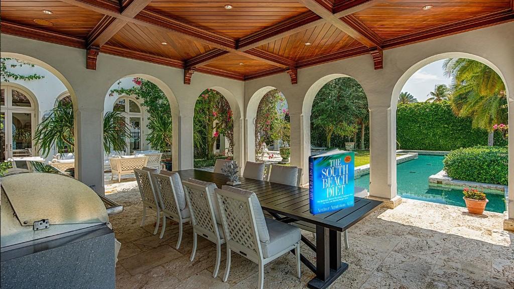 South Beach Diet creator lists Miami Beach estate for $23M