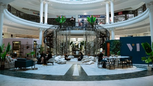 'Co-living' in an abandoned mall? This startup is making it happen