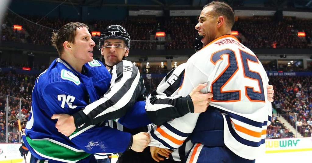 """Fending off """"The Collapse:"""" How the '20-21 Vancouver Canucks can avoid becoming the '17-18 Edmonton Oilers"""