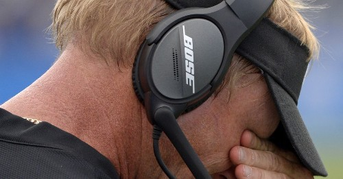Jon Gruden reportedly wants to blow up the Raiders even more