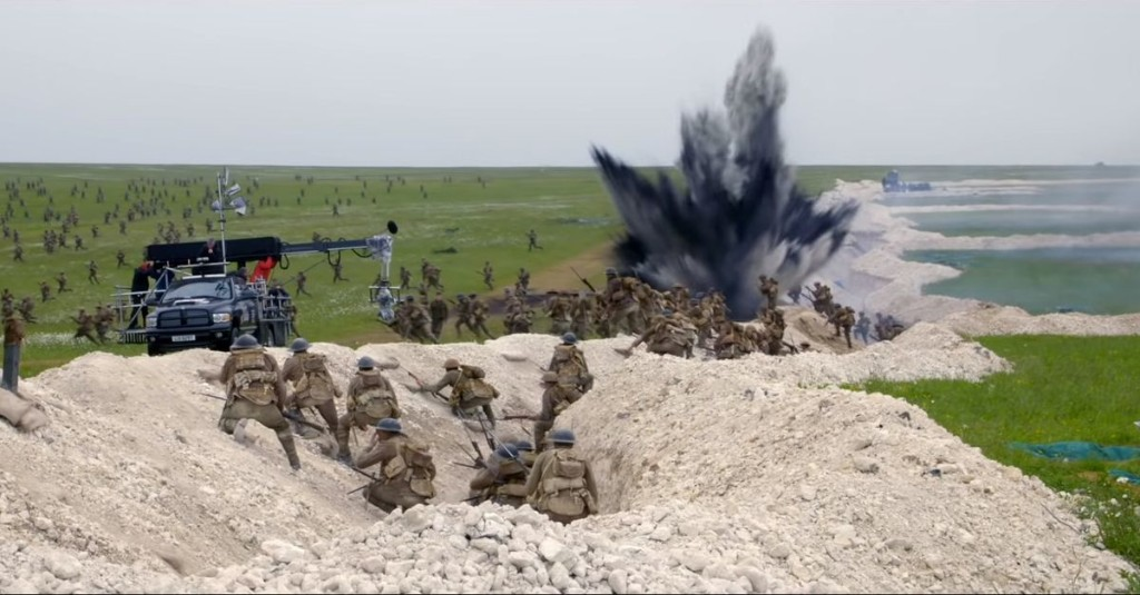 The director of Skyfall made his new WWI epic with 'one shot'