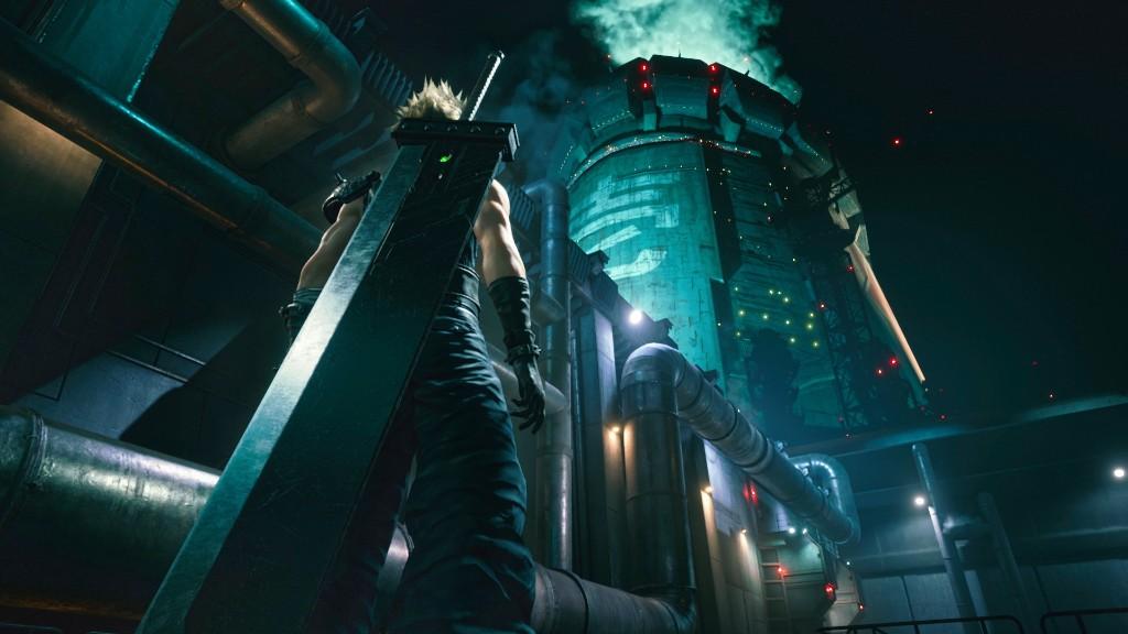 Redesigning Midgar, Final Fantasy VII Remake's gritty cyberpunk metropolis