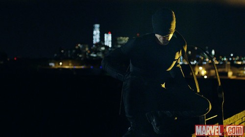 This is what Marvel's 'Daredevil' will look like on Netflix