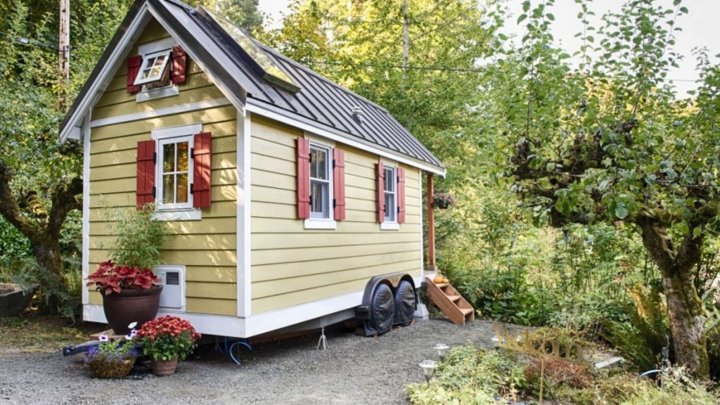 Seattle's coolest short-term tiny house rentals