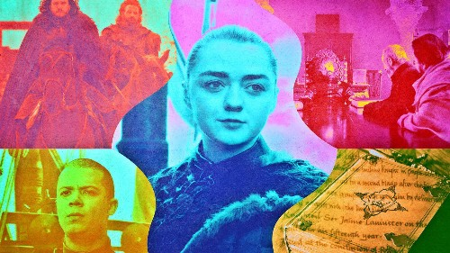 Five Spinoffs Set Up by the 'Game of Thrones' Finale