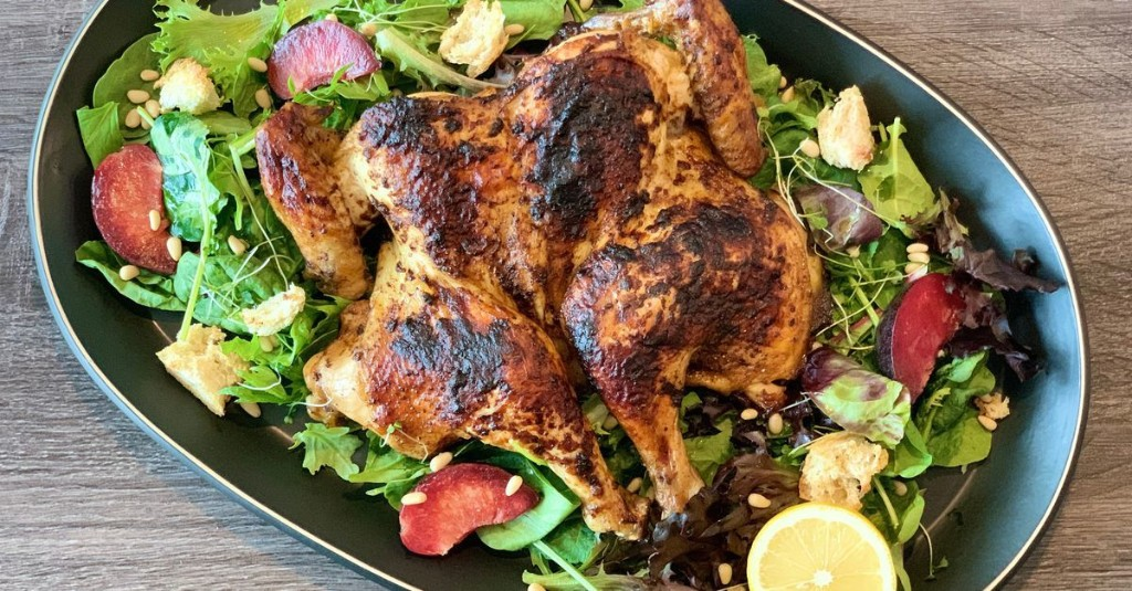 A Mole-Rubbed Roast Chicken Recipe From a Former Barbuto Chef