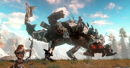 Horizon Zero Dawn guide to crafting and resources