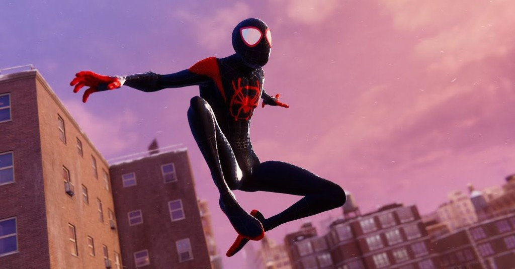 Spider-Man: Miles Morales is getting an incredible animated Into the Spider-Verse suit
