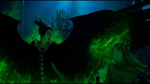 Maleficent: Mistress of Evil is boldly bonkers