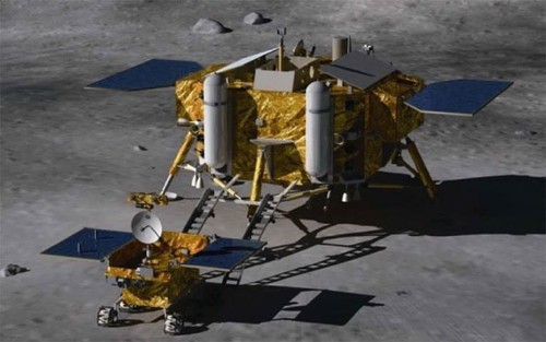 China successfully lands spacecraft on Moon