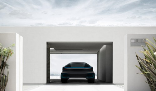 Faraday Future says its electric car could be more powerful than Tesla's