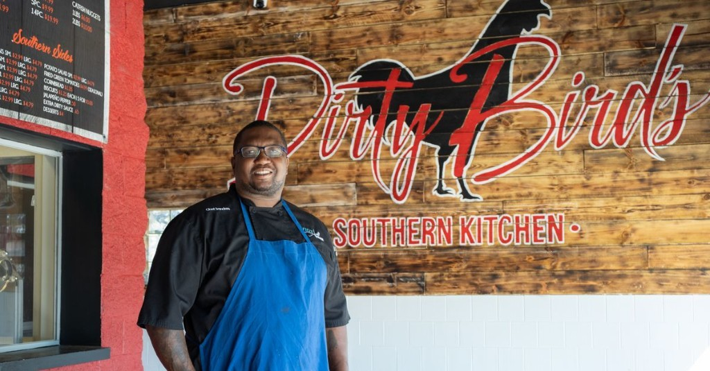 Dirty Birds Southern Kitchen serves the heart and soul of South Side community