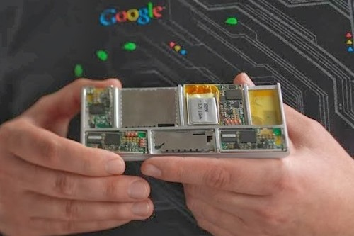 Google will start teaching people how to build their own smartphone parts this April