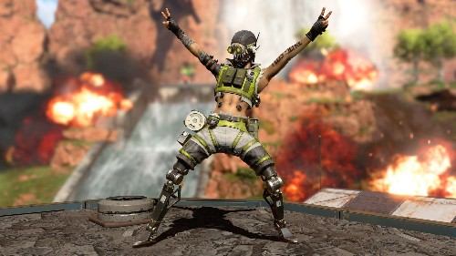 The first Apex Legends battle pass launches tomorrow with new character Octane