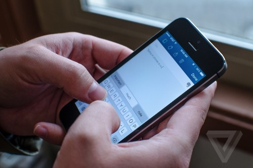 SwiftKey gets its predictive keyboard onto iOS, with a little help from Evernote
