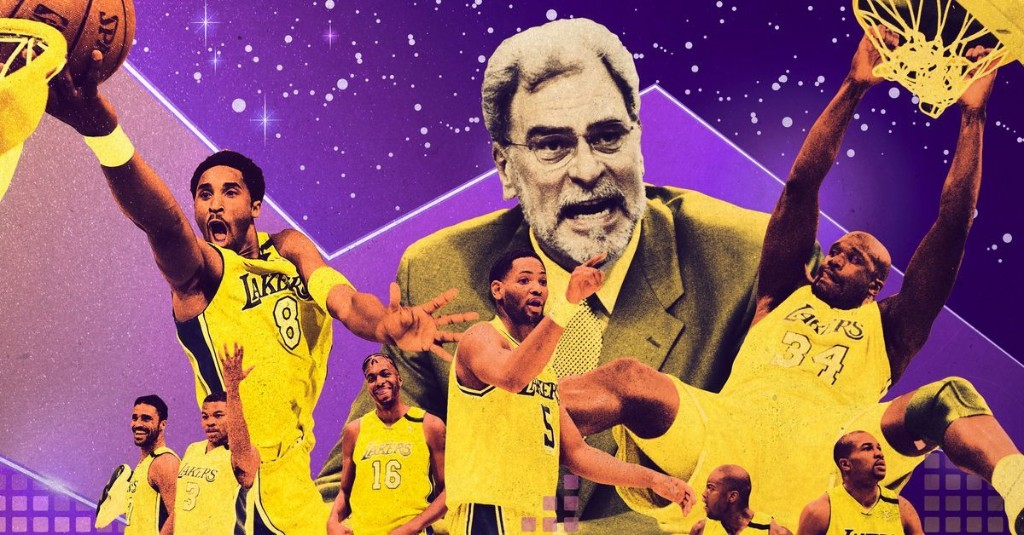 Twenty Stories From the Lakers' 1999-2000 Championship Run