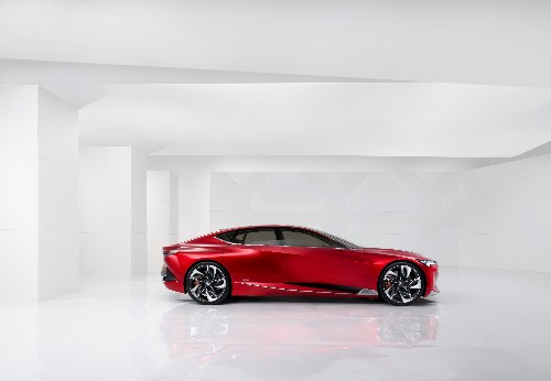 Acura's Precision Concept looks nothing like an Acura