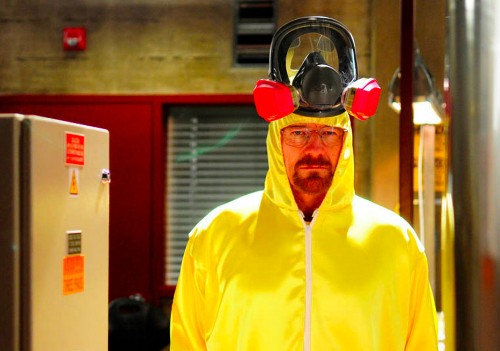 How realistic is the chemistry of 'Breaking Bad'?