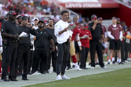 How do the 49ers stack up against the NFC West through three weeks?