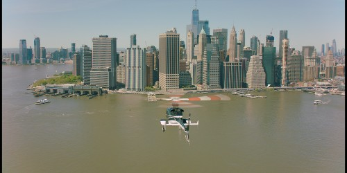 Uber's helicopter trips to JFK International Airport are now open to all customers