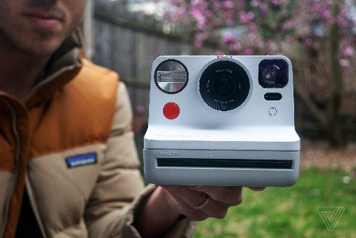 Polaroid's new Now instant film camera delivers a classic, punishing experience
