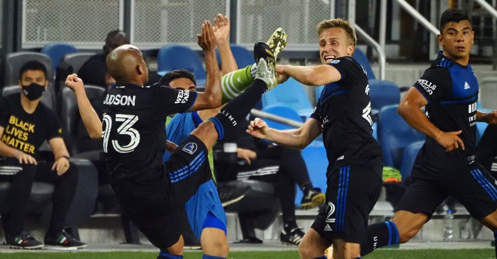 Earthquakes vs. Sounders: Highlights, stats and quotes